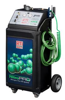 Nitrogen Tire Inflators