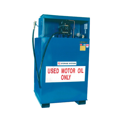 Used Oil Tanks