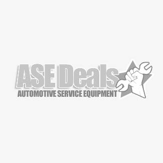 Challenger SA10 Two Post Lift - Installed in asymmetric application.