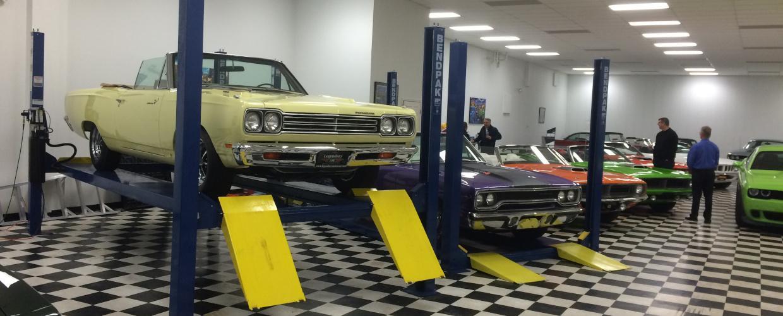 Rochester Auto Museum