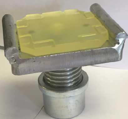 Enhanced screw pad