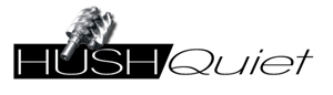bendpak hush quiet logo