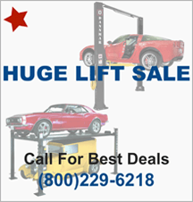 Huge Lift Sale