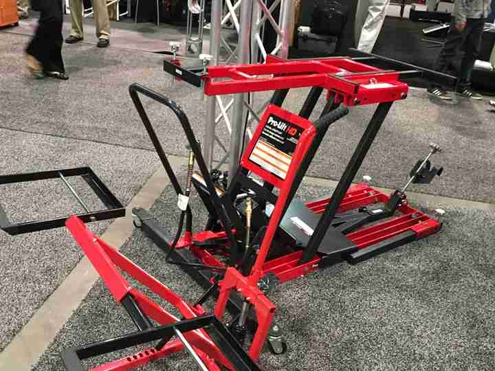 Pro-Lift Lawn Mower and Utility Lifts