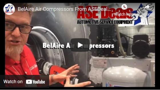 BelAire Air Compressors From ASEDeals.com