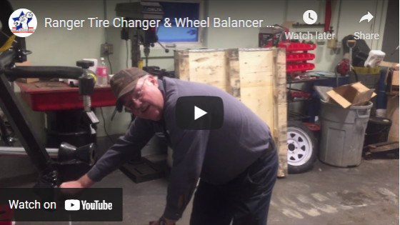 Ranger Tire Changer & Wheel Balancer Testimonial - ASE Deals