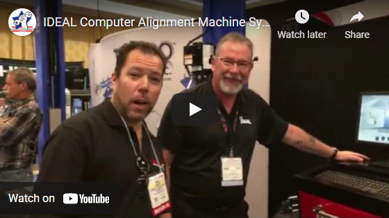 iDEAL Computer Alignment Machine System