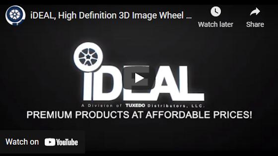 iDEAL, High Definition 3D Image Wheel Aligner (IWA-60-1500-K)