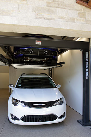 BendPak PL-6KDT Best Garage Storage Solution