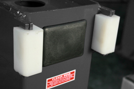 two post lift maintenance free load bearings