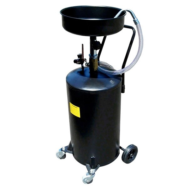 Dannmar 20 gallon oil drain