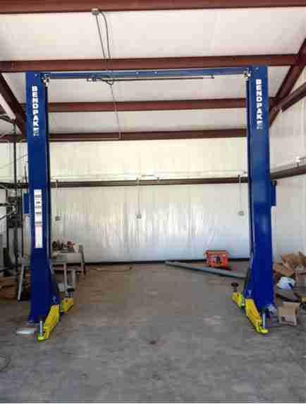 BendPak XPR-10 Two Post Auto Lift Arkansas