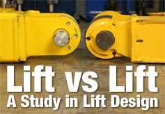 Study In Lift Design