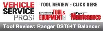 Ranger Wheel Balancer Review Logo