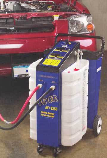 Coolant System Flusher