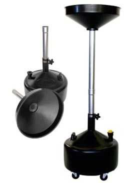 Dannmar Do-8 Oil Drain