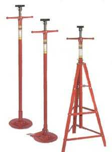 Tall Jack Stands