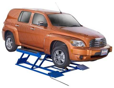 BendPak LR-60P Low Rise Car Lift
