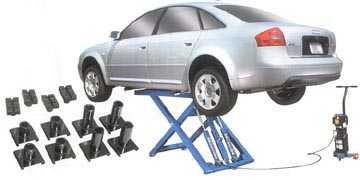 BendPak MD6XP Mid Rise Car Lifts