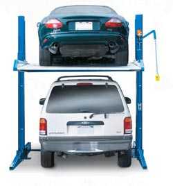 BendPak PL7000X car storage lift