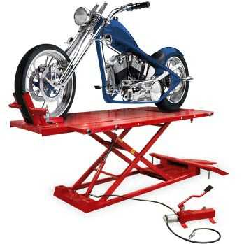 Ranger RML1500XL Motorcycle Lift