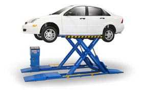 BendPak SP-7X automotive scissor lift