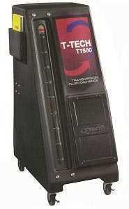 TTech model TT500 Transmission Fluid Exchange Machine