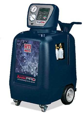 portable auto ac machine