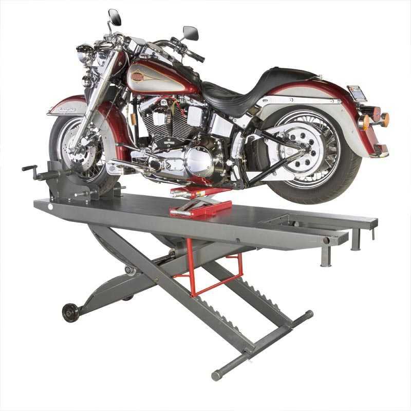 Ranger Motorcycle Lift Platform Rml 600xl