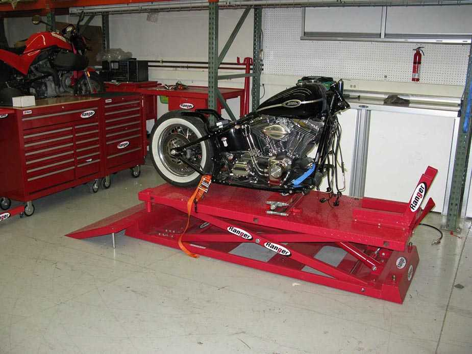 Customer Motorcycle Lift Pictures Car Lift Blog