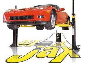 Dannmar MaxJax Two Post Car Hoist