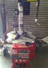 Ranger Tie Changer - LAM Auto Repair