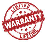 Homak Limited Lifetime Warranty