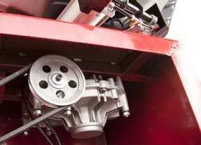 Ranger Tire Changer Baffles
