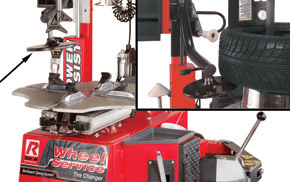 Ranger Tire Changer Lifting Disc