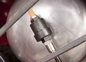Ranger Tire Changer - Pneumatic Accelerator