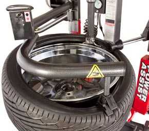 Ranger Tire Changer - Drop Center Tool