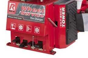 Ranger Tire Changer - Foot Pedals