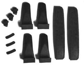 Ranger Tire Changer - Wheel Protection Kit