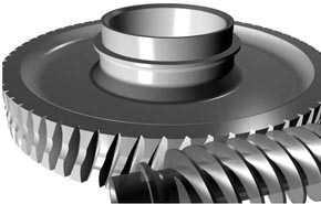 Ranger Tire Changer - Worm Gears