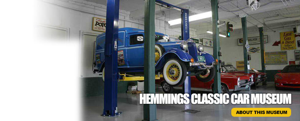 Hemmings Classic Car Museum