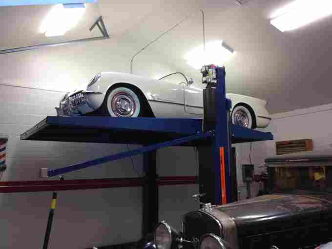 BendPak PL7000XR Two Post Car Parking Lift