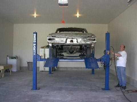 Hutchinson Bend Pak Hd9 Installation