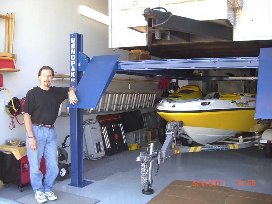 Boat Lifts Garage : Testimonials
